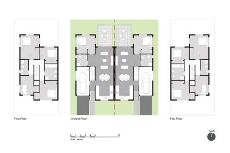 semi detached floor plans semi detached 3 bedroom house plan house plans