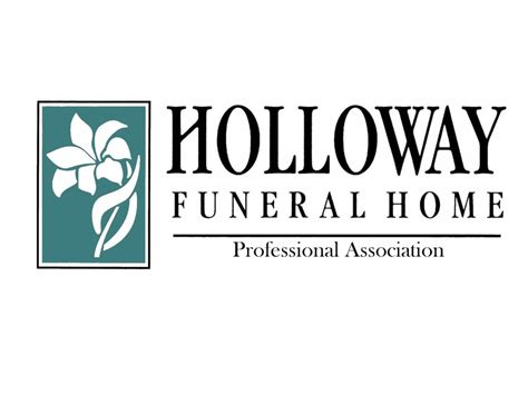 holloway funeral home funeral services cemeteries