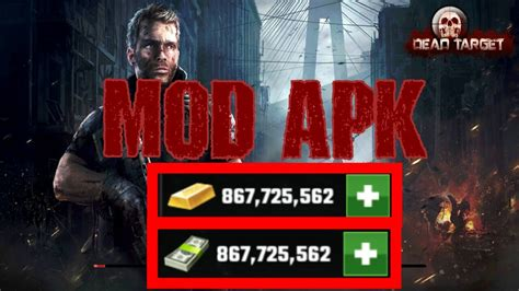 mod game dead target zombie dead target zombie v3 2 0 mod apk download gameplay