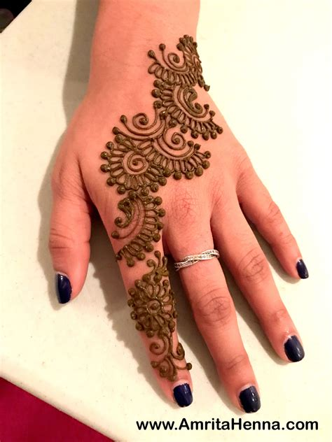 most simple mehndi design makedes com