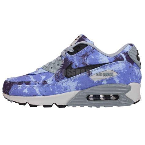 tie dye running shoes nike air max 90 sd tie dye gradient violet mens