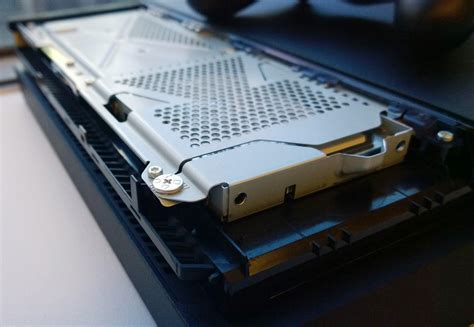 format hard disk for ps4 how to upgrade or replace your ps4 hard drive stick skills