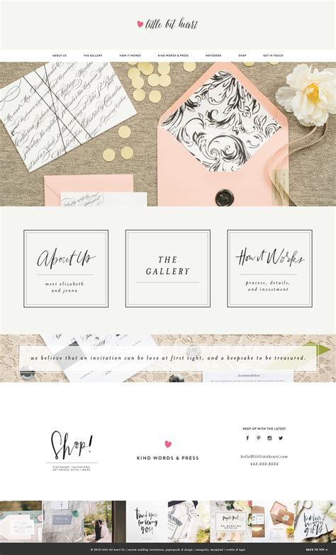 blog design ideas 17 best ideas about stationery companies on pinterest