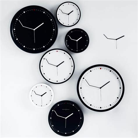 unique wall clock 50 cool and unique wall clocks you can buy right now