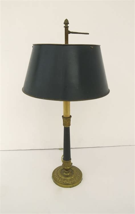 l shade styles ormolu french empire style l with tole shade from