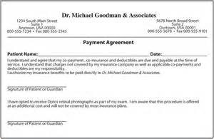 Acknowledgement Agreement Template pay agreement template free contract templates debt acknowledgement