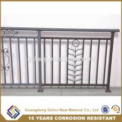 veranda grill high quality balcony railing iron grill design for