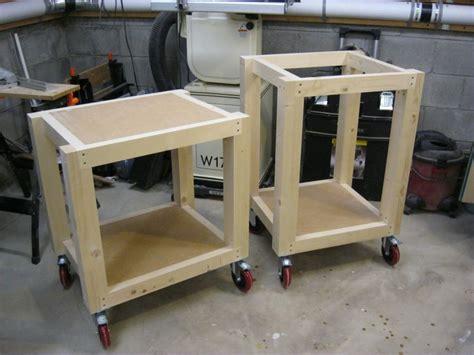 woodworking shop table easy shop table ii by lockwatcher lumberjocks