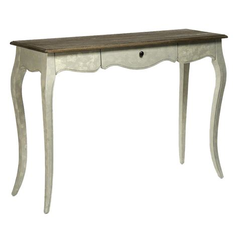 curved leg console table country rochelle narrow curved leg console table