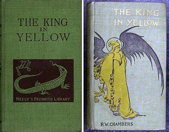 the king in yellow books the king in yellow