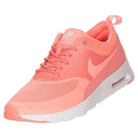 Light Pink Nikes Nike Air Max Thea Women S Comfortable Running Shoes Atomic