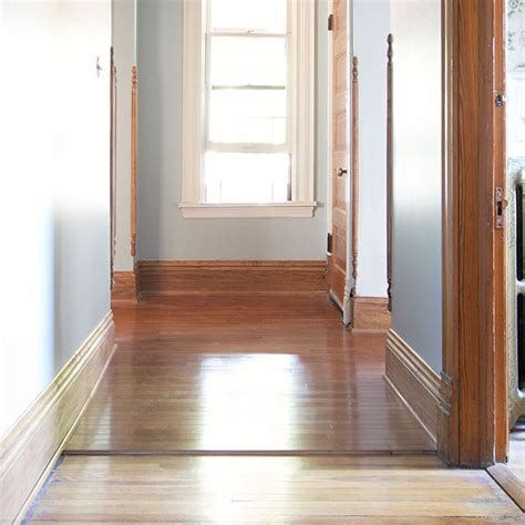 choosing our hardwood flooring for the hallway making it lovely