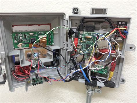 hackspace security system raspberry pi