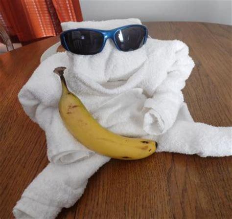 Towel Origami Monkey - how to make a monkey with towel origami lovetoknow