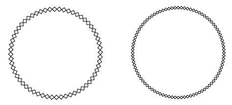 adobe illustrator create border pattern adobe illustrator how can i create a circular zig zag