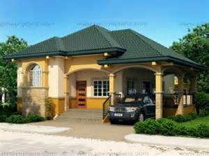 Townhouse Floor Plans Designs Alexa Simple Bungalow House Pinoy Eplans