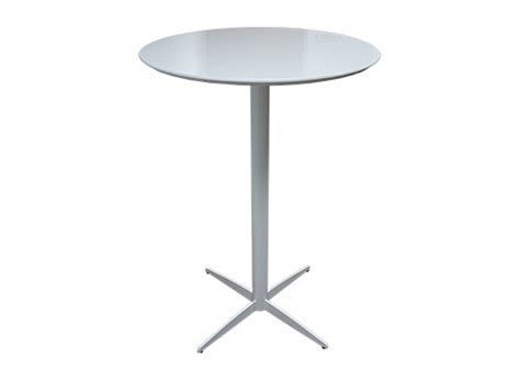 White Bistro Table Thelounge Onyx White Bistro Table