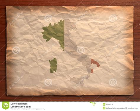 Vintage Craft Paper - vintage italy paper craft royalty free stock image image