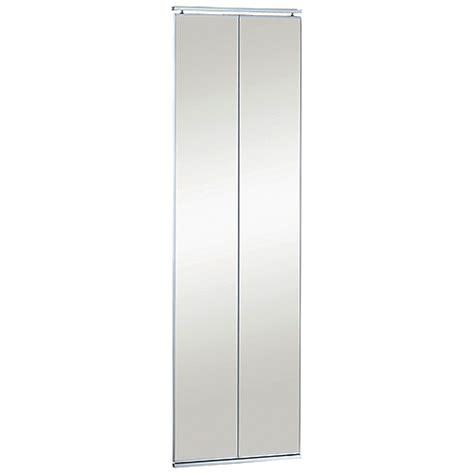60x80 door installation bifold mirror door rona