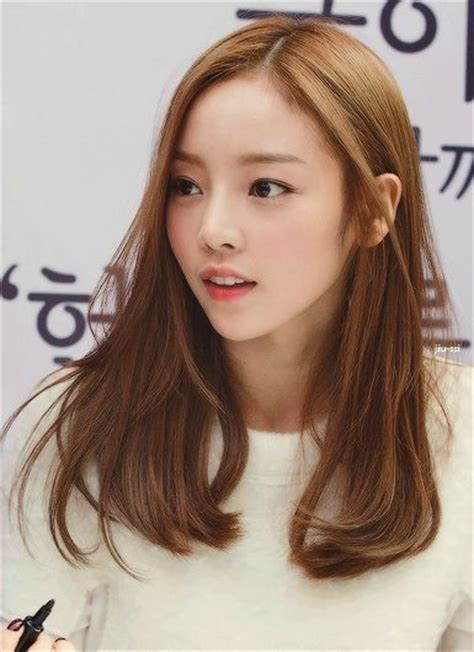 popular kpop hair colours 25 best ideas about korean hair color on pinterest