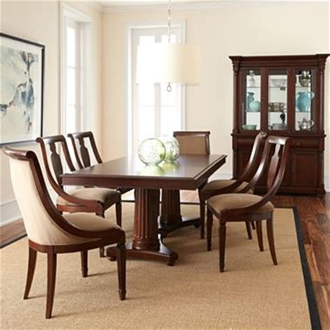 Jcpenney Dining Room Tables edinburgh pedestal dining set jcpenney furniture for