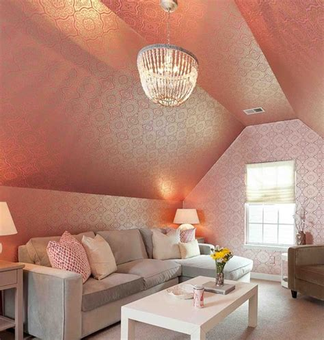 Wallpaper Ceiling Ideas by 20 Superb Ideas On How To Style Your Ceilings Home Design Lover