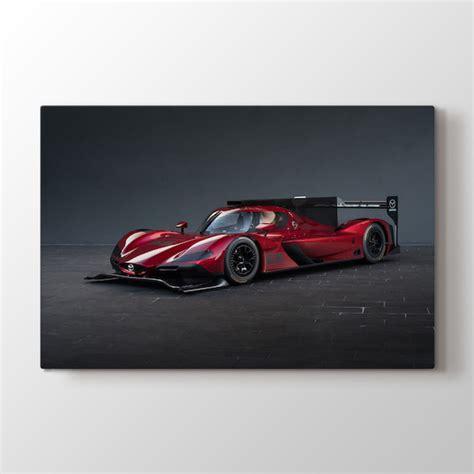 mazda araba mazda yarış arabası tablosu araba tabloları