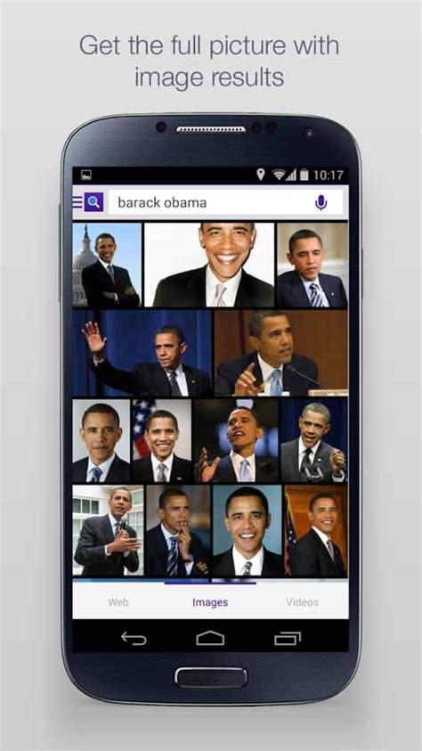Yahoo Search Free برنامه موتور جستجوی یاهو اندروید Yahoo Search