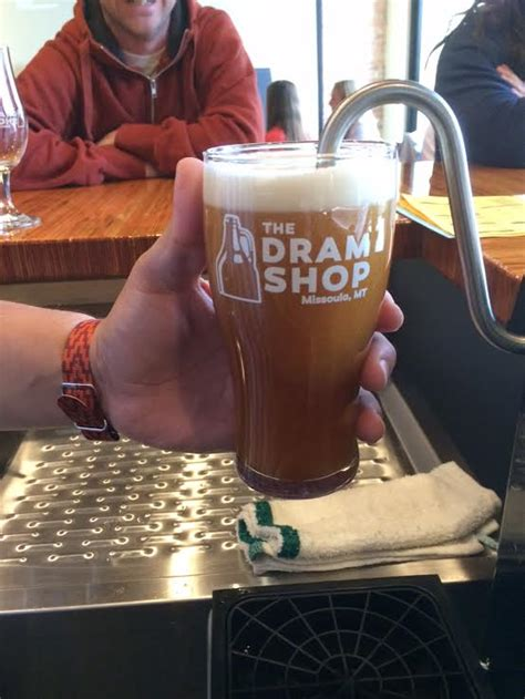 what is cask conditioned the dram shop