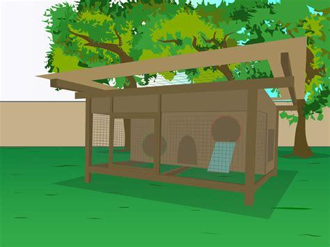 costruire una gabbia per conigli come costruire una gabbia da esterni per conigli