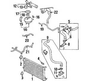 2000 Jetta Exhaust System Diagram 2000 Volkswagen Jetta Parts Mileoneparts