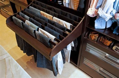 Wardrobe Space Saving Ideas by How To Arrange Your Walk In Closet