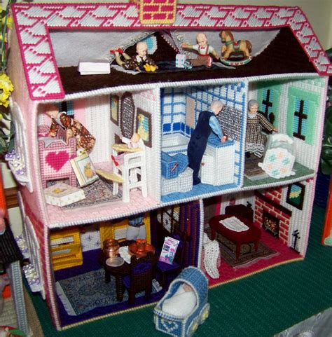 doll house pattern plastic canvas patterns doll house furniture car interior design