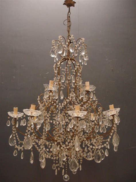 italian antique chandeliers antiques atlas italian chandelier