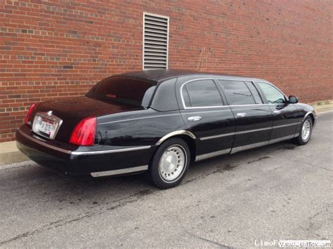 Funeral Limo by Used 2000 Lincoln Town Car Funeral Limo Cleveland Ohio