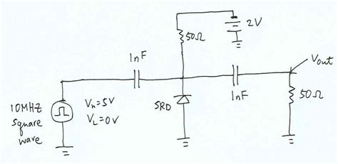 a survey on step recovery diode and its applications srd pulse generator