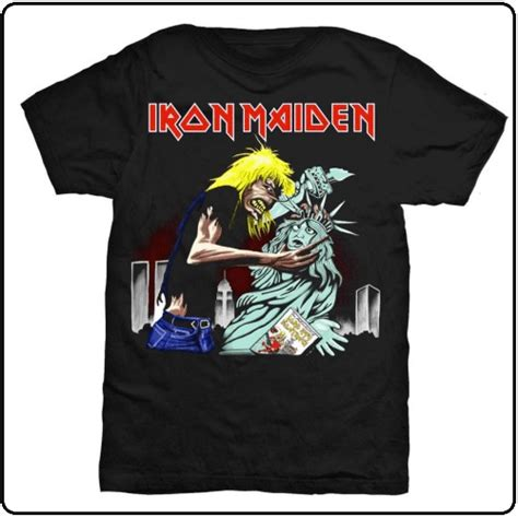 T Shirt Hellraisers Y backstreetmerch new york iron maiden t shirt