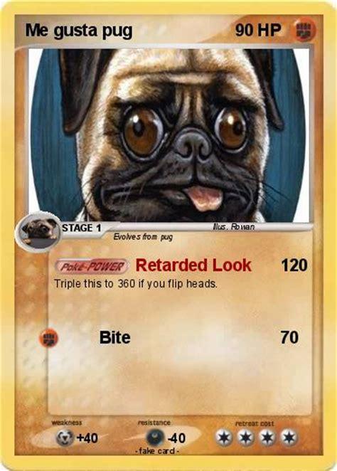 retarded pug retarded pugs www imgkid the image kid has it