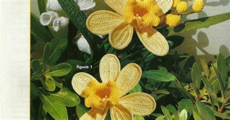 schemi fiori uncinetto italiano il di vera maglia uncinetto fiori uncinetto