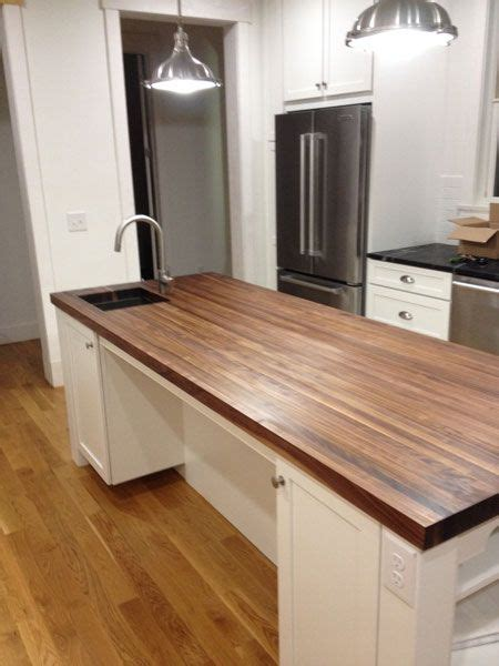 Purchase Butcher Block Countertop by Walnut Butcher Block Countertop Size 2 Quot X 36 1 8 Quot X 96