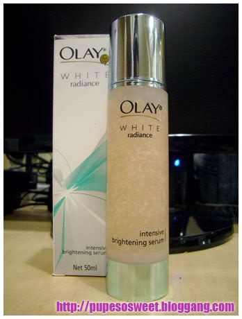 Senarai Produk Olay White Radiance bloggang pupe so sweet preview new olay