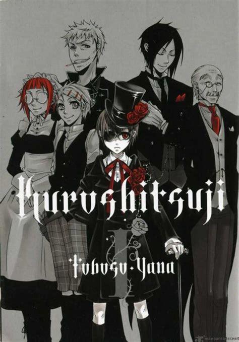 read black butler kuroshitsuji 1 read kuroshitsuji 1 page 4