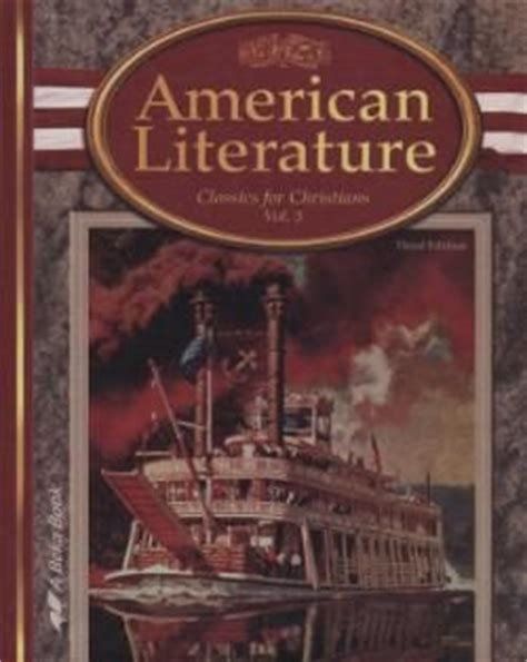 themes in literature abeka 17 best images about abeka 9 12th grade on pinterest