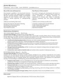 Category Development Manager Sle Resume by This Free Sle Was Provided By Aspirationsresume