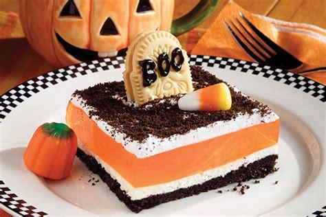 spooky halloween dessert kraft recipes