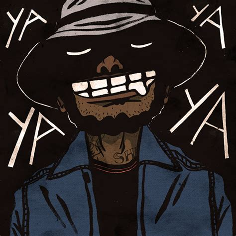 Schoolboy Q Drawing by Schoolboy Q By Tedikuma On Deviantart