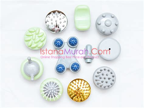 Alat Pijat Magic Massager grosir alat pijat 11in1 luxurious massager blueidea