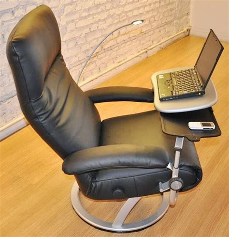 lounge chair with laptop table recliner laptop table computer table for lafer recliner