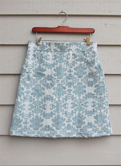 simple pattern a line skirt skirting the issue lier from ikatbag tutorials sewing