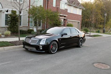 Custom Rubber Sts Handmade By - fs 2006 cadillac sts v supercharged 573hp 583 tq custom